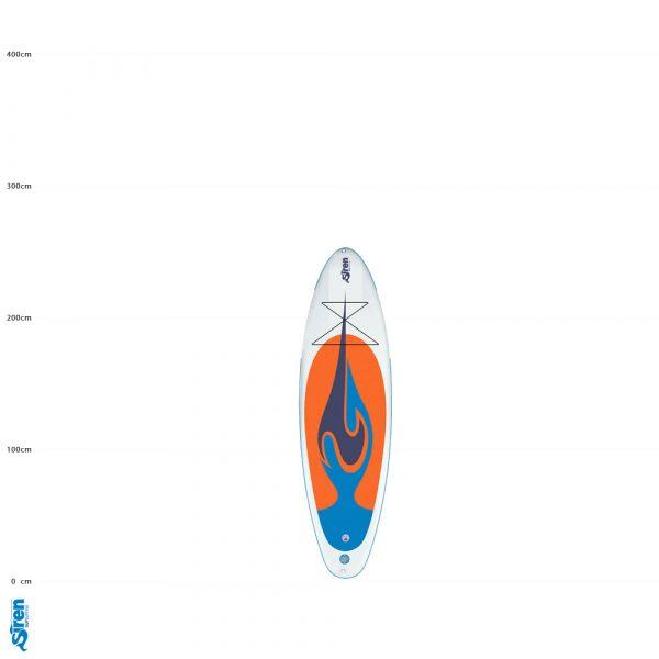jelly 8.4 aufblasbares SUP-Board für Kinder