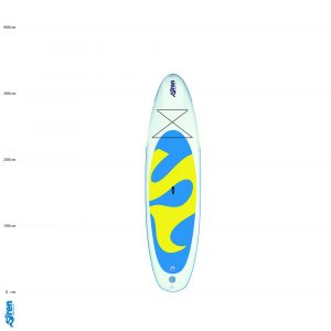 shark 10.6 i-SUP das Allround-Board für alle