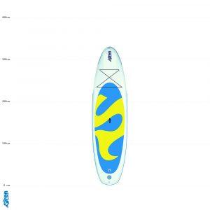 shark 10.6 i-SUP das Allround-Board für alle