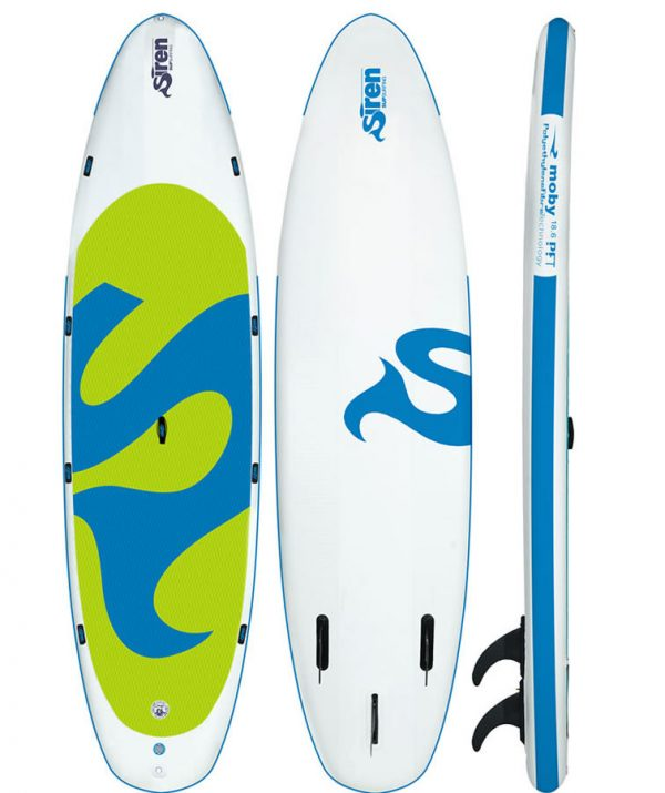 moby BIG 18.6 SUP-Board für Gruppen